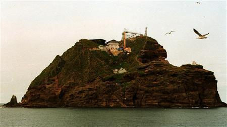 韓国が侵略し不法占拠している日本の領土「竹島」