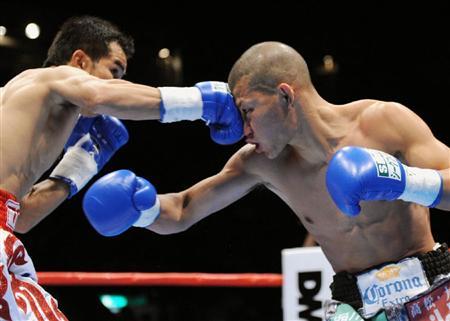 2010年3月27日のWBC世界フライ級タイトルマッチ「亀田-ポンサクレック戦」