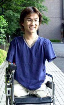 障害者でスポーツライターの乙武洋匡さん