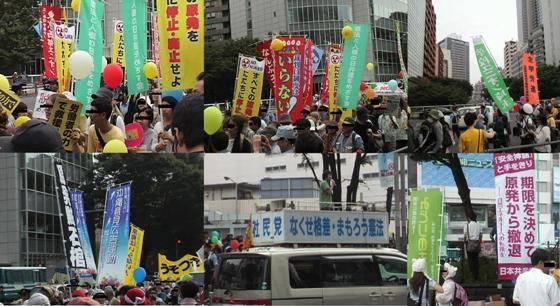 2011.6.11反原発デモ