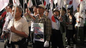 2010.20.2尖閣諸島CNN