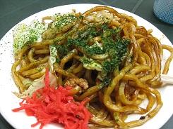 2011.4.30 太麺焼きそば