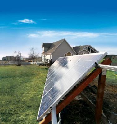 ソーラー発電自分で設置1