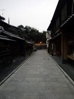 京都_帰り道