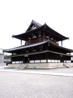 奈良_法隆寺殿
