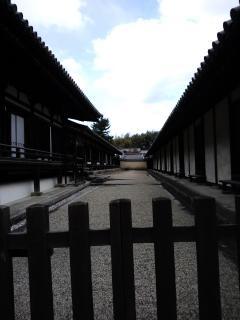 奈良_法隆寺宿泊2