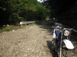 林道上野大滝線201009190832