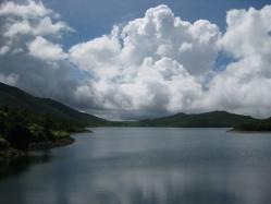 夏の野反湖4