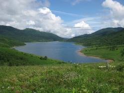 夏の野反湖1