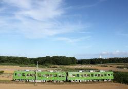 海鹿島~君ヶ浜間(2010.8.7)