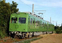 西海鹿島~海鹿島間(2010.8.7)