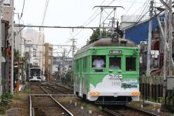 松虫~阿倍野間(2010.9.20)