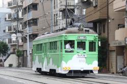 細井川~住吉鳥居前間(2010.9.20)