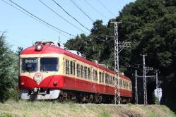 大室~金井山間(2010.9.25)