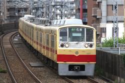 薬院~西鉄平尾間(2010.9.26)