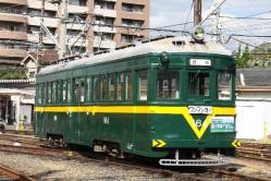 我孫子道車庫(2010.10.11)