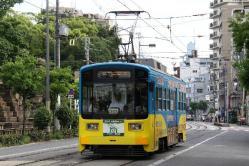 住吉鳥居前(2010.6.6)