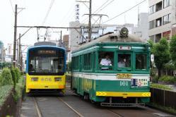 宿院~寺地町間(2010.7.3)