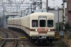 新鎌ヶ谷~初富間(2010.7.24)