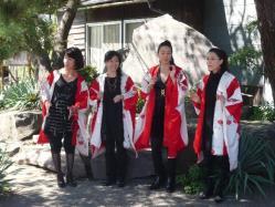 松代駅前(2010.9.25)