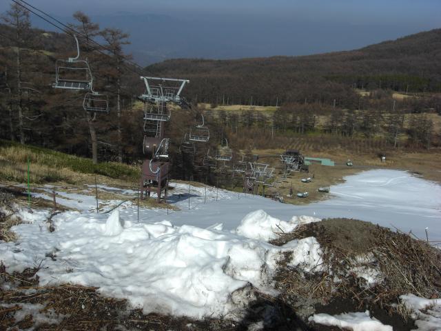 1107高峰高原スキー場