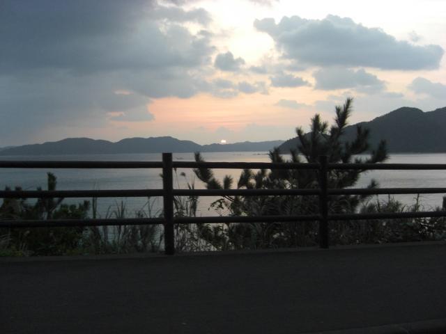 奄美2009 日の出