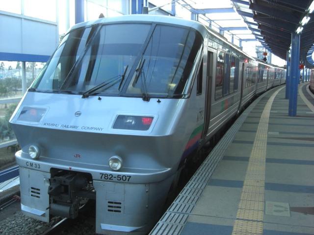 20100129宮崎空港線車両