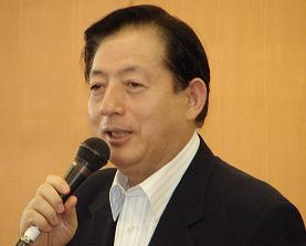 太田昭宏(公明党代表)