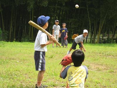 正しい草野球