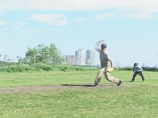 正しくない草野球の姿