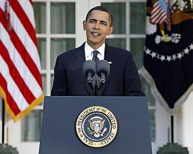 オバマ大統領(真)