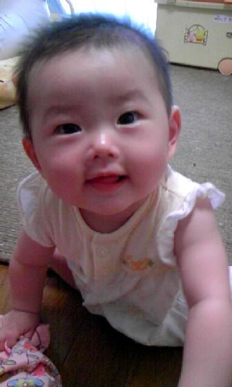 リア我が赤ちゃんw