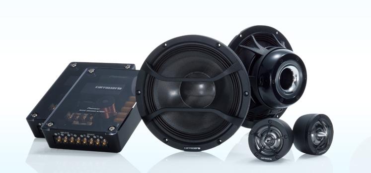 カロッツェリア RS-Z1000RS 新型RSスピーカー