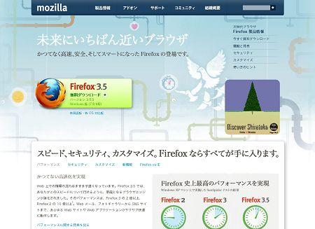 次世代ブラウザ Firefox – 高速・安全・カスタマイズ自在な無料ブラウザ: