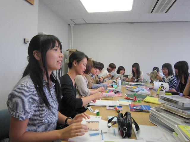 9月29日図書委員会.2