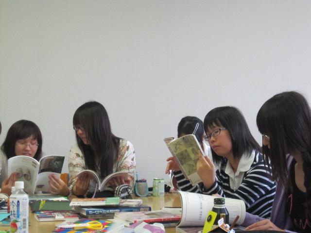 9月29日図書委員会.3