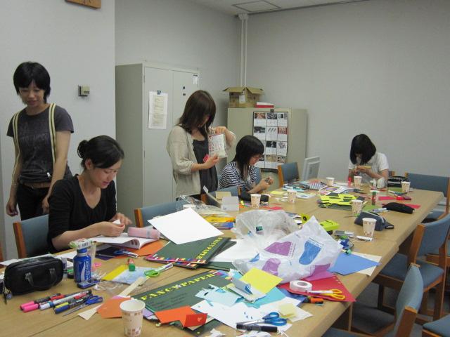 7月20日図書委員会.9