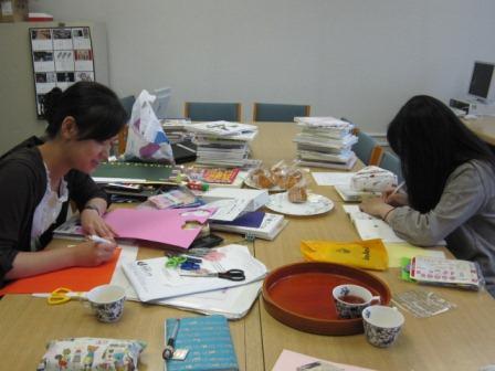 7月29日図書委員会.1