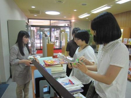 7月29日図書委員会.5