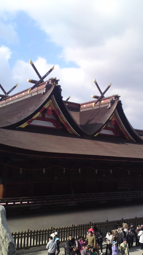 吉備津神社外