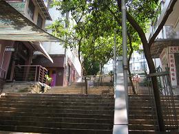 soho階段B