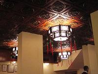 南北楼天井