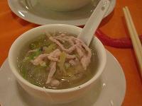南北楼 スープ