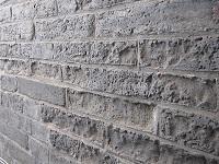 曲阜の町2(城壁)