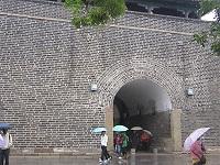 漢の時代の門
