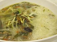 肉糸梅菜麺 新星