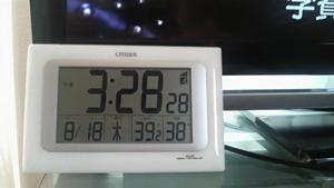 部屋の温度2