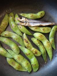 焼き枝豆3