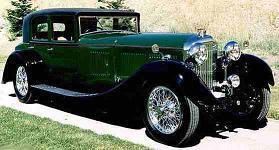 1930 Bentley 8L