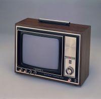 SONY トリニトロン方式のカラーテレビ第1号(KV-1310)